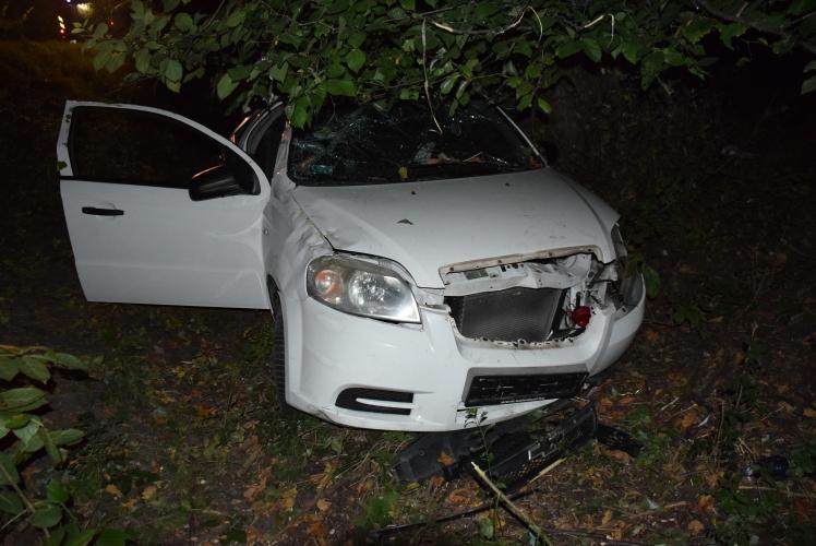 Árokba sodródott egy autó Gyula közelében