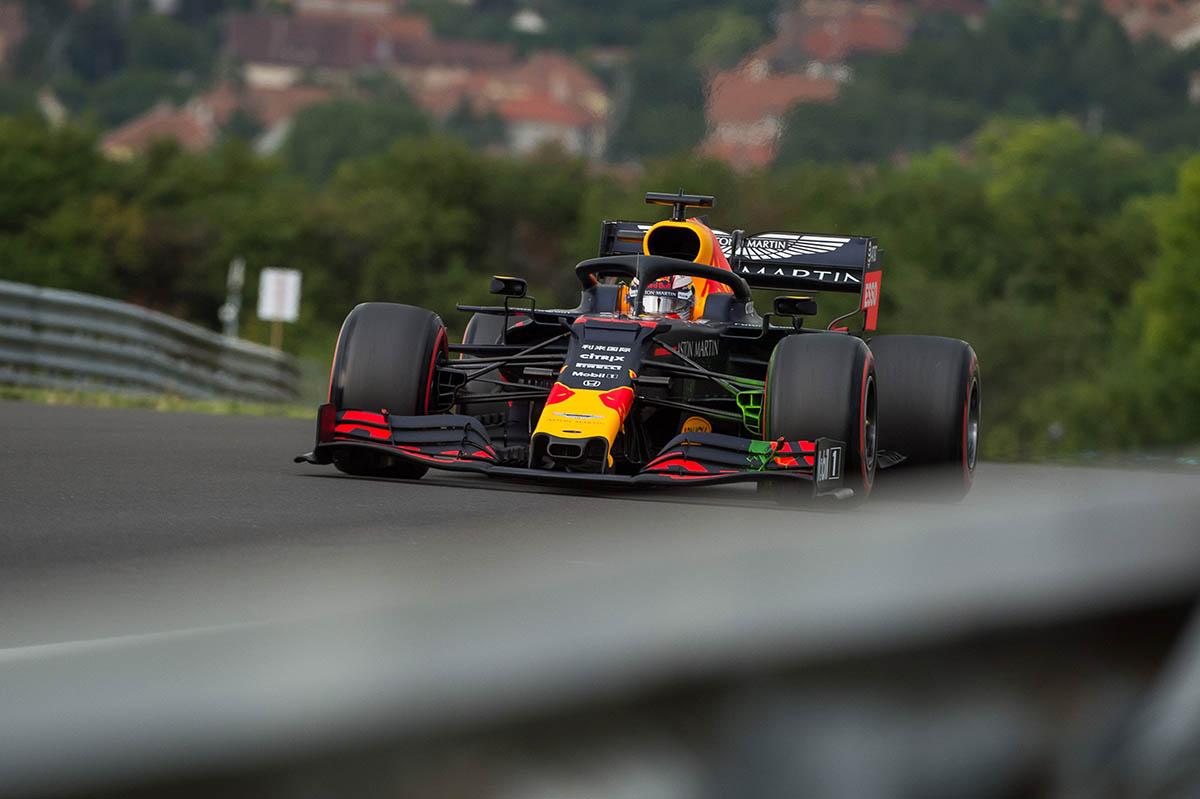 Stájer Nagydíj – Verstappen volt a második szabadedzés legjobbja
