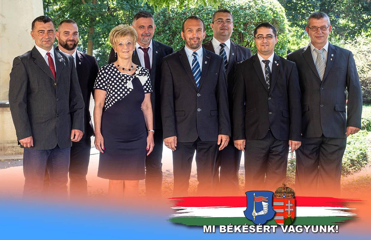 Már az első napon sokan támogatták Kálmán Tibor polgármesterjelöltet és csapatát