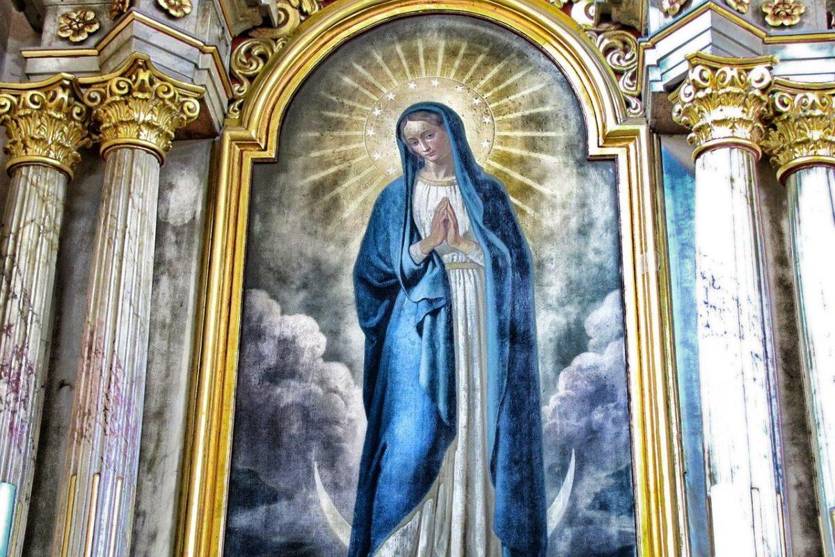 Ma ünnepli a katolikus egyház Szűz Mária mennybevételét
