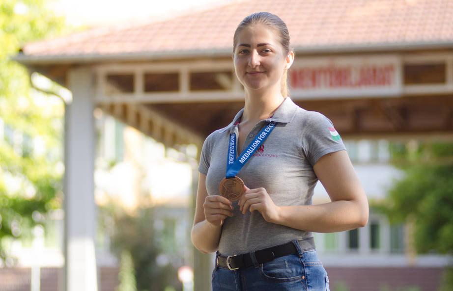 Orosz Nikolett: a világranglistán 6. helyezettnek lenni egész jó teljesítmény