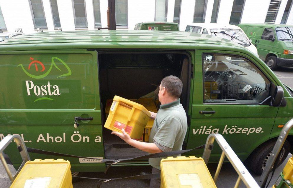 A postai iparág jelentős változáson megy keresztül