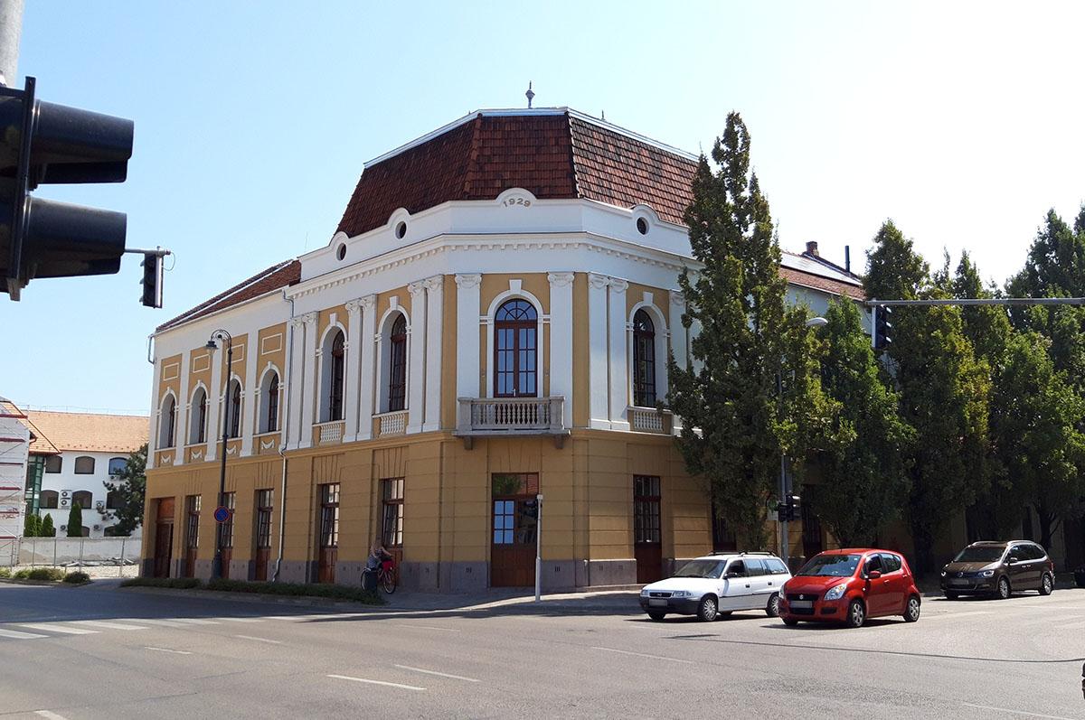 126 millió forintból valósult meg a Balassi épületének korszerűsítése