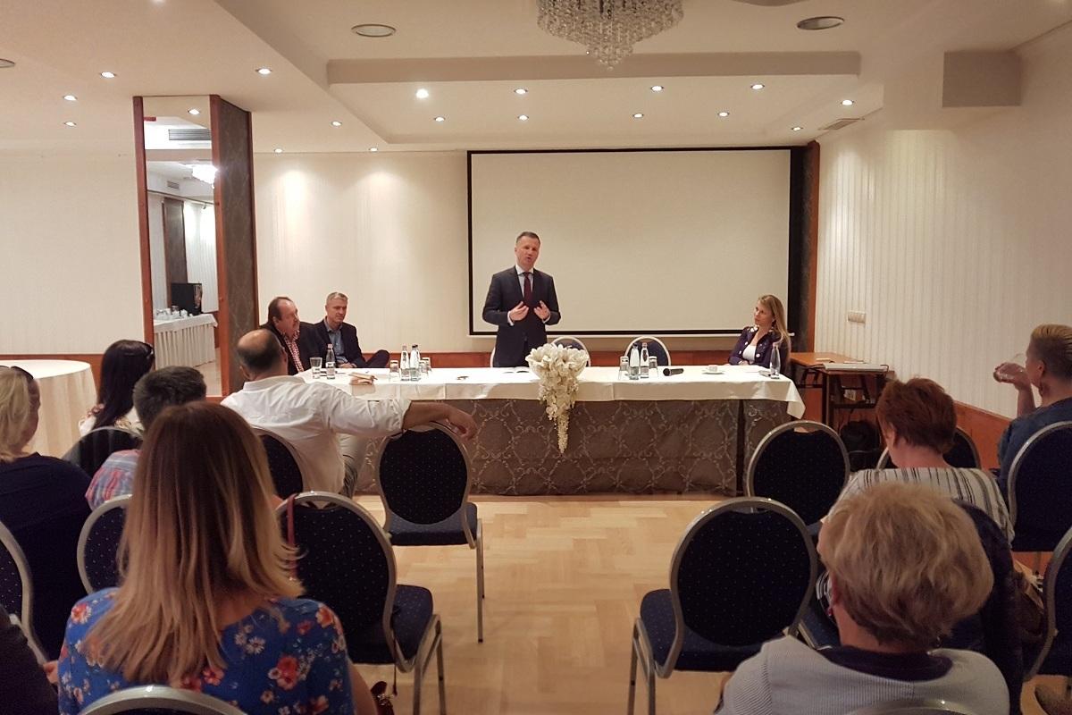 Gyula városát érintő fejlesztésekről esett szó