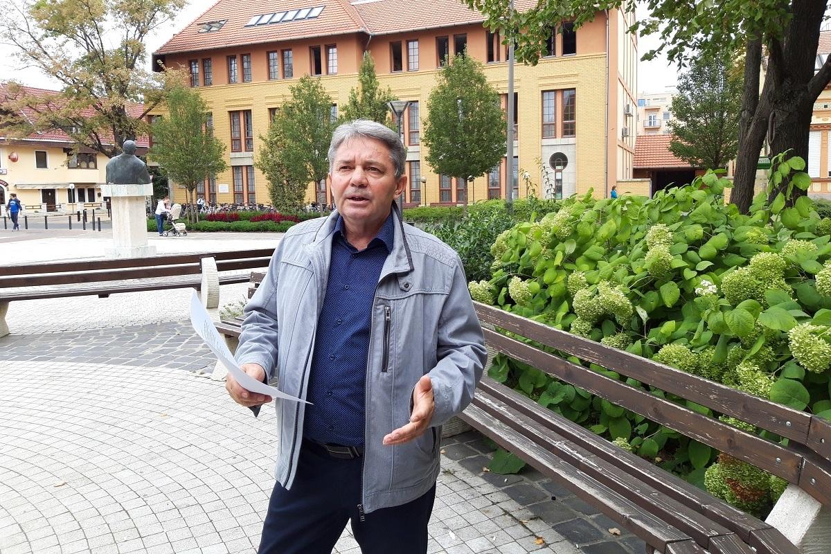 Kaposi László értékelte a csütörtöki közgyűlés pontjait