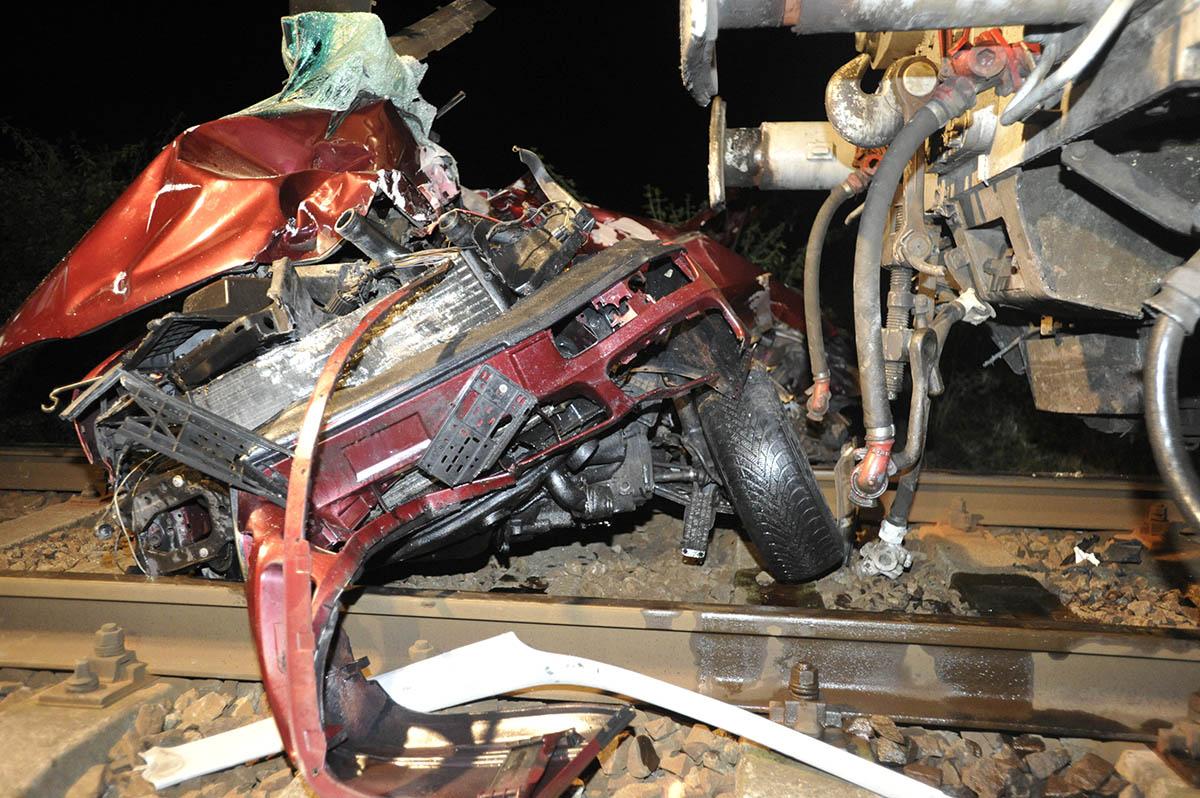 Tápiógyörgyénél baleset lassítja a vonatközlekedést