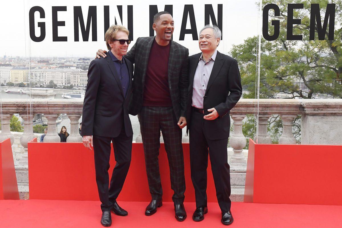 Budapesten tartott sajtóértekezletet a Gemini Man rendezője, főszereplője és producere