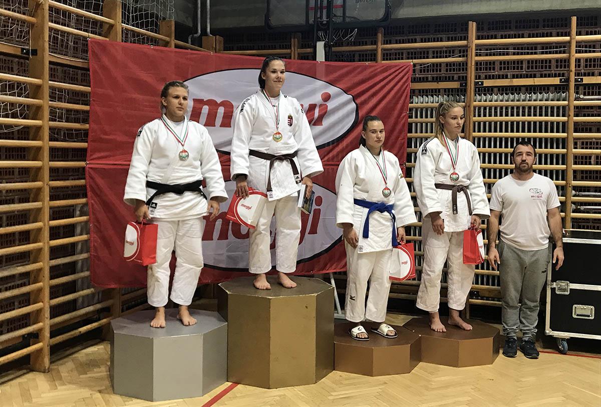 Jól szerepeltek Pakson a BM Kano Judo SE versenyzői