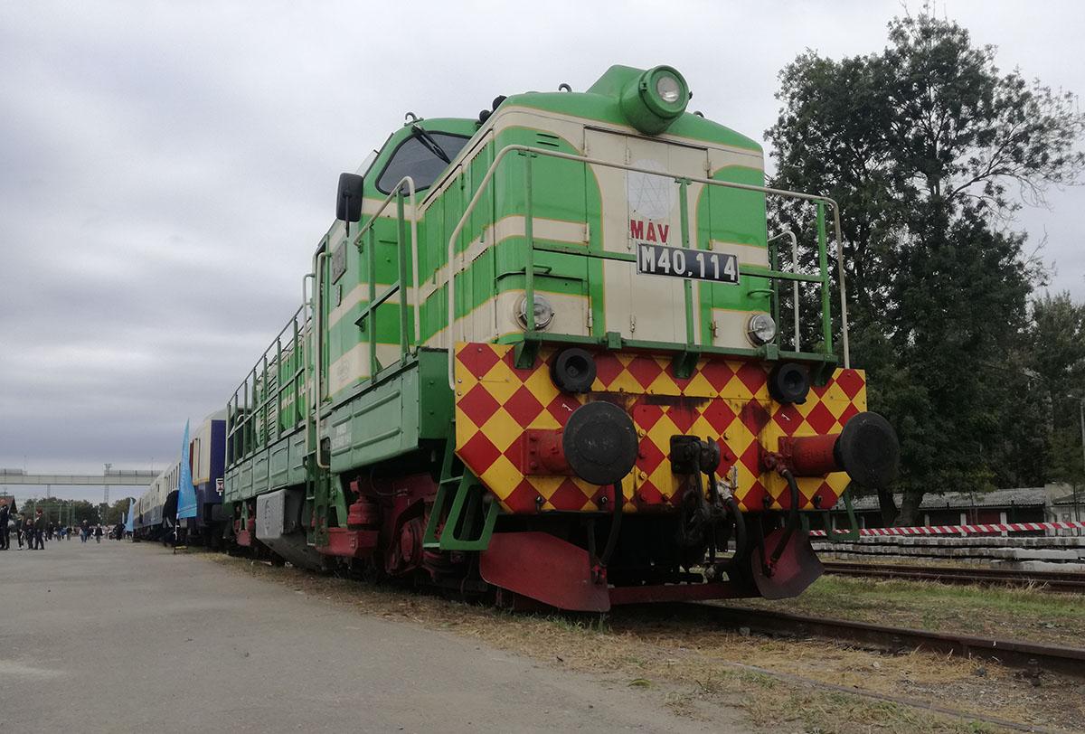 Mozdonyparádéval is készül a 15. Nemzetközi Vasútmodell Kiállítás