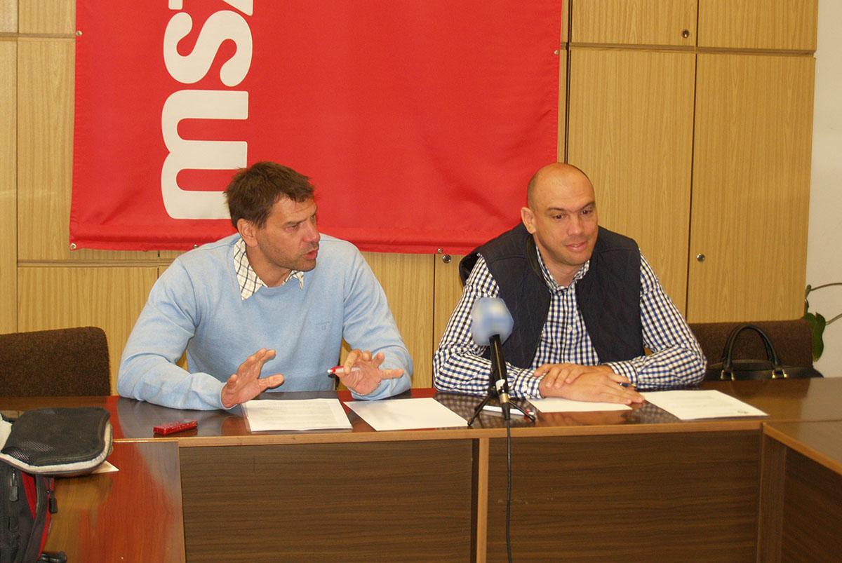 A MSZP is értékelte a közgyűlésen elhangzottakat