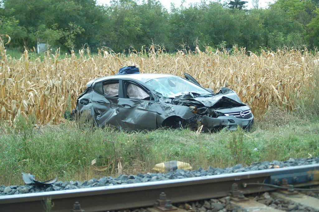 vonat, baleset