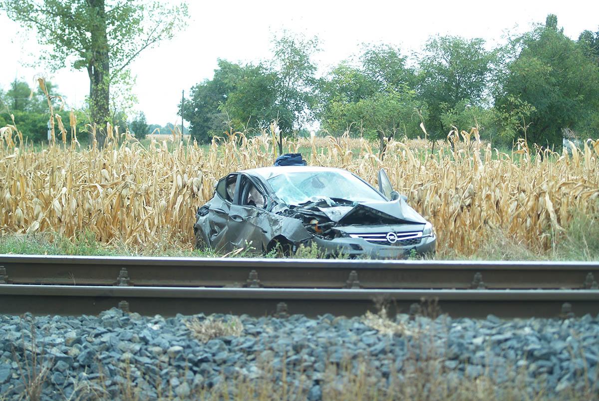 Három közlekedési balesetnél helyszíneltek tegnap