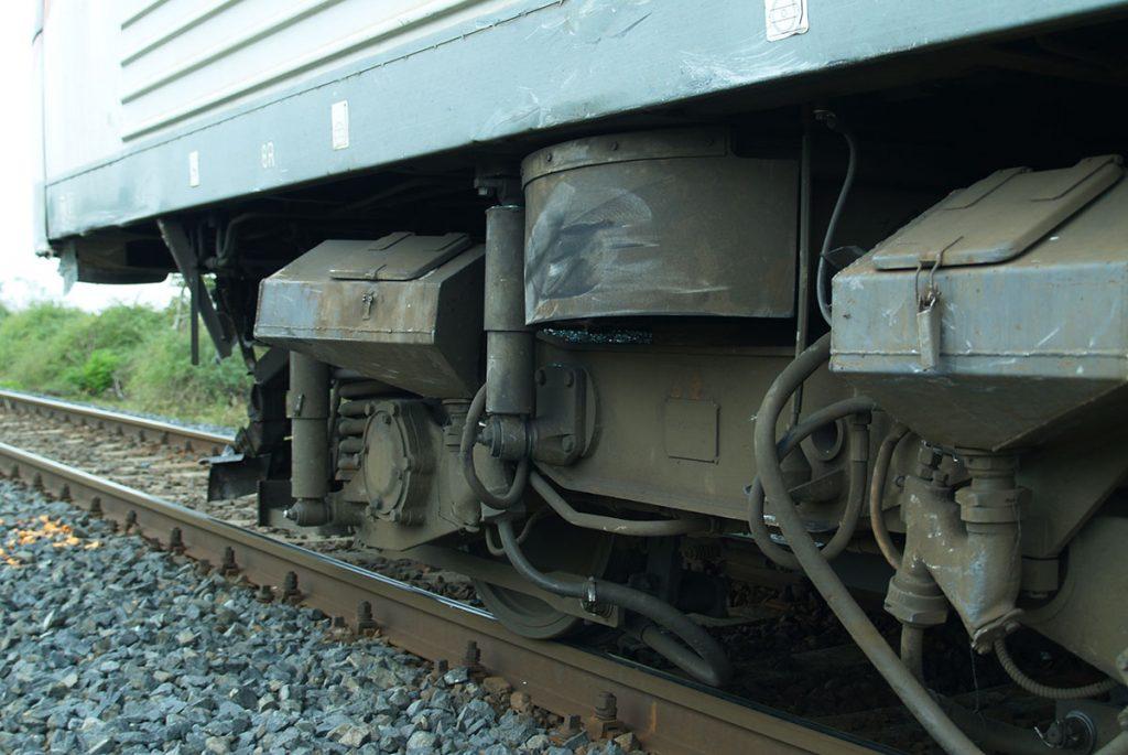 vonatbaleset
