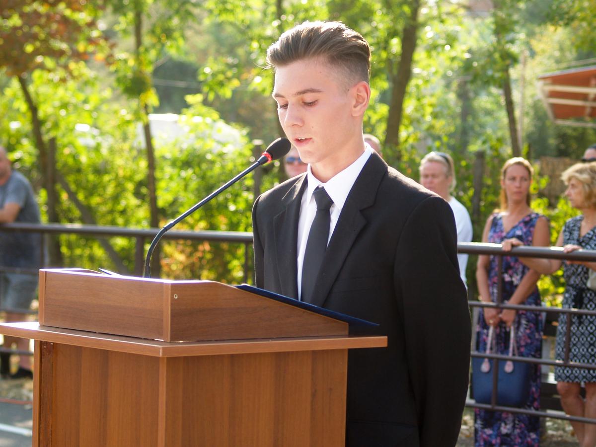 Harminc éves a Nemes Tihamér középiskola