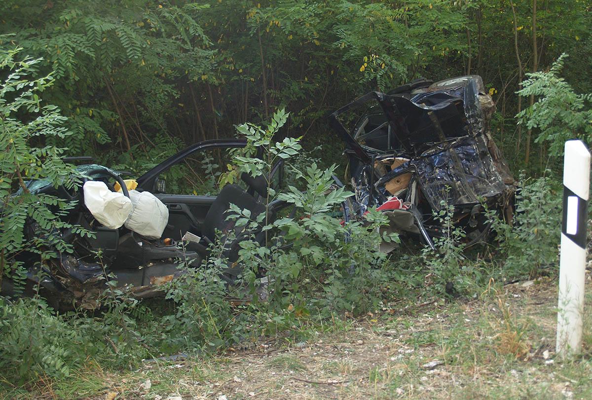 Halálos közlekedési baleset történt Bélmegyer közelében