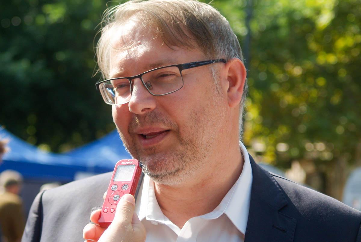Dr. Mokán István: a nehéz helyzetben élőknek biztosítunk munkalehetőséget