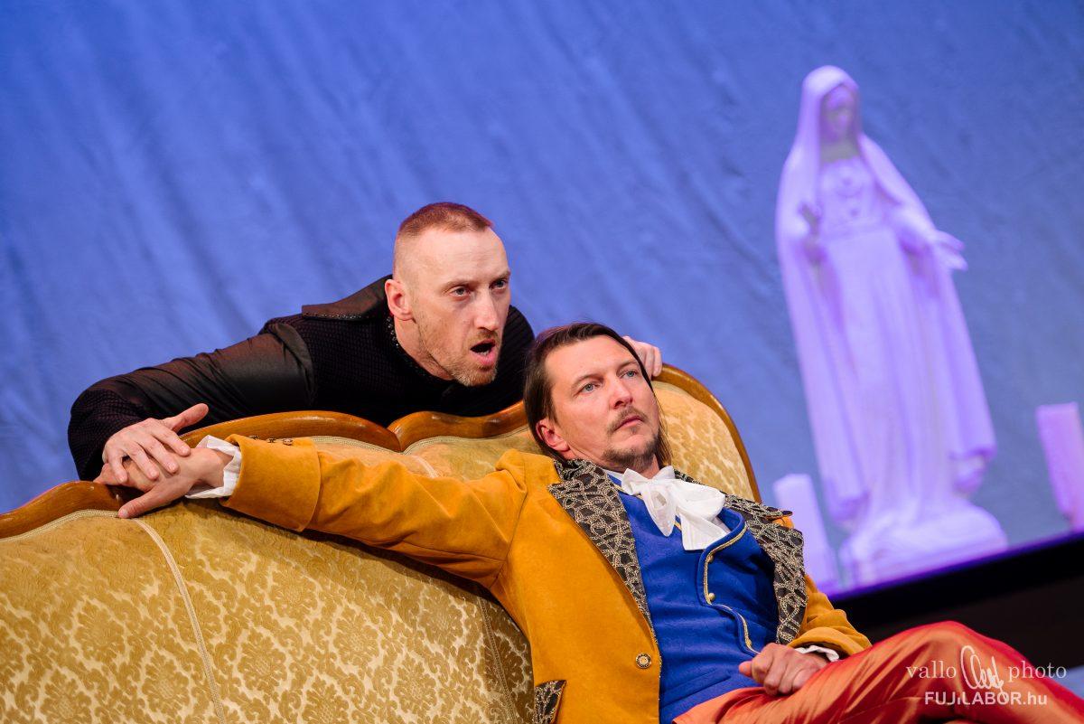 Varga Viktor: A darab célja, hogy kérdéseket generáljon a nézőben