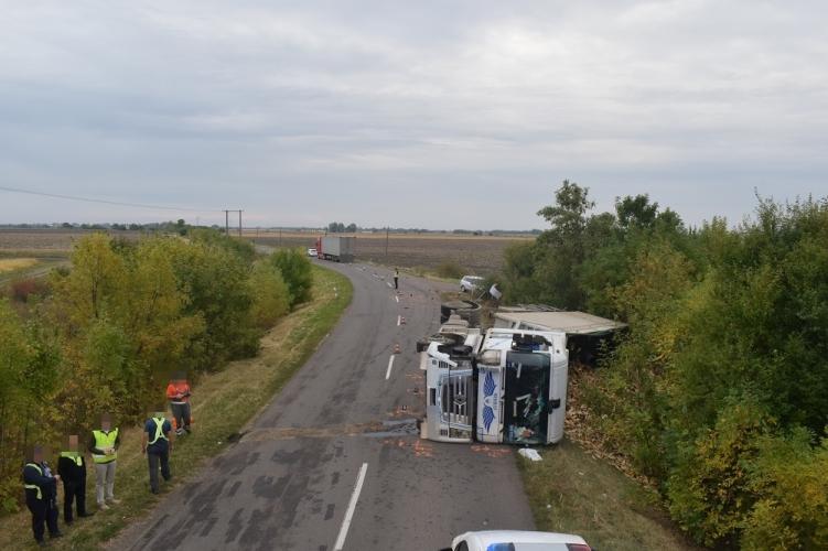 Két közlekedési baleset és egy őrizetbe vétel miatt intézkedtek tegnap