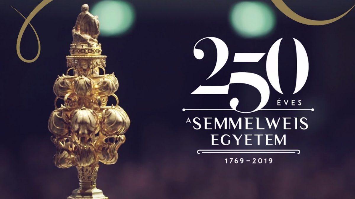 Emlékérmét bocsátanak ki a Semmelweis Egyetem alapításának 250. évfordulójára