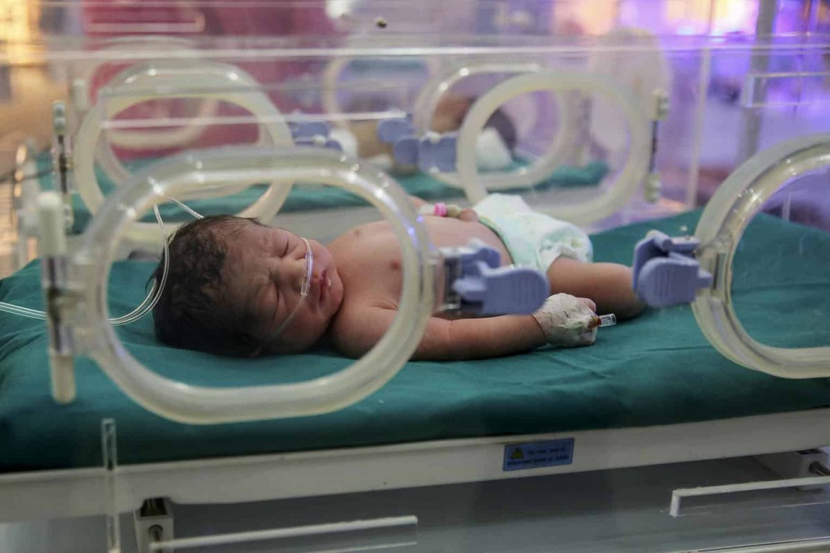 Folyamatosan javulnak a gyermekhalandósági mutatók