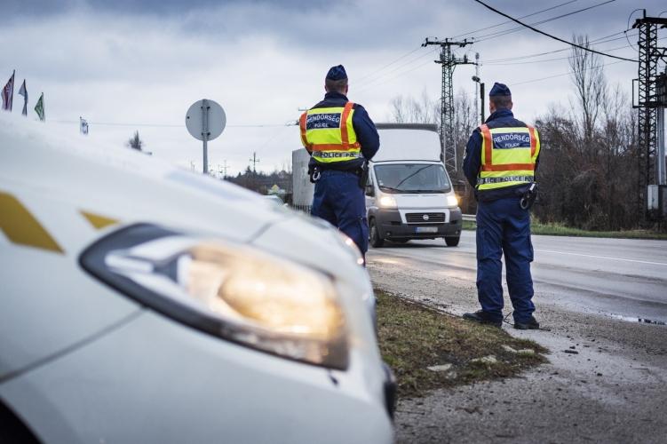 TISPOL: az ellenőrzött gépjárművezetők ötöde ellen indult eljárás
