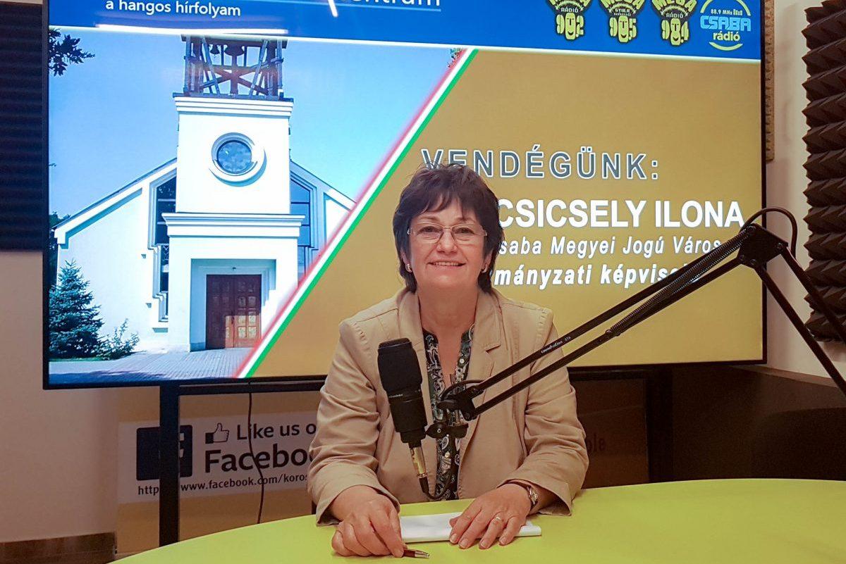 Dr. Csicsely Ilona: nagy fejlesztések történtek a jaminai városrészben