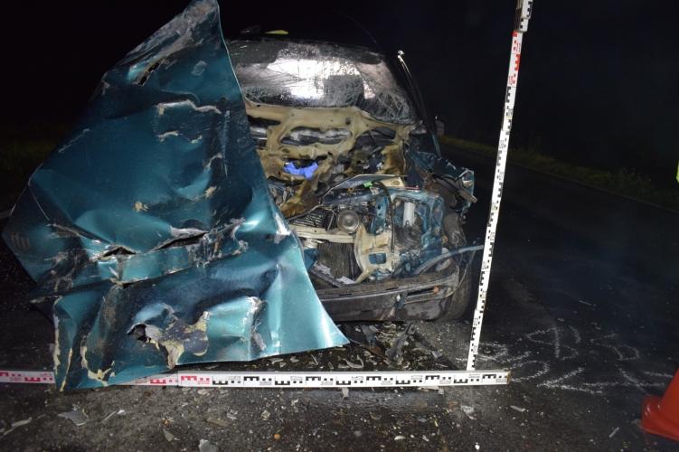 Baleset és ittas járművezetés gyanúja miatt történtek rendőri intézkedések