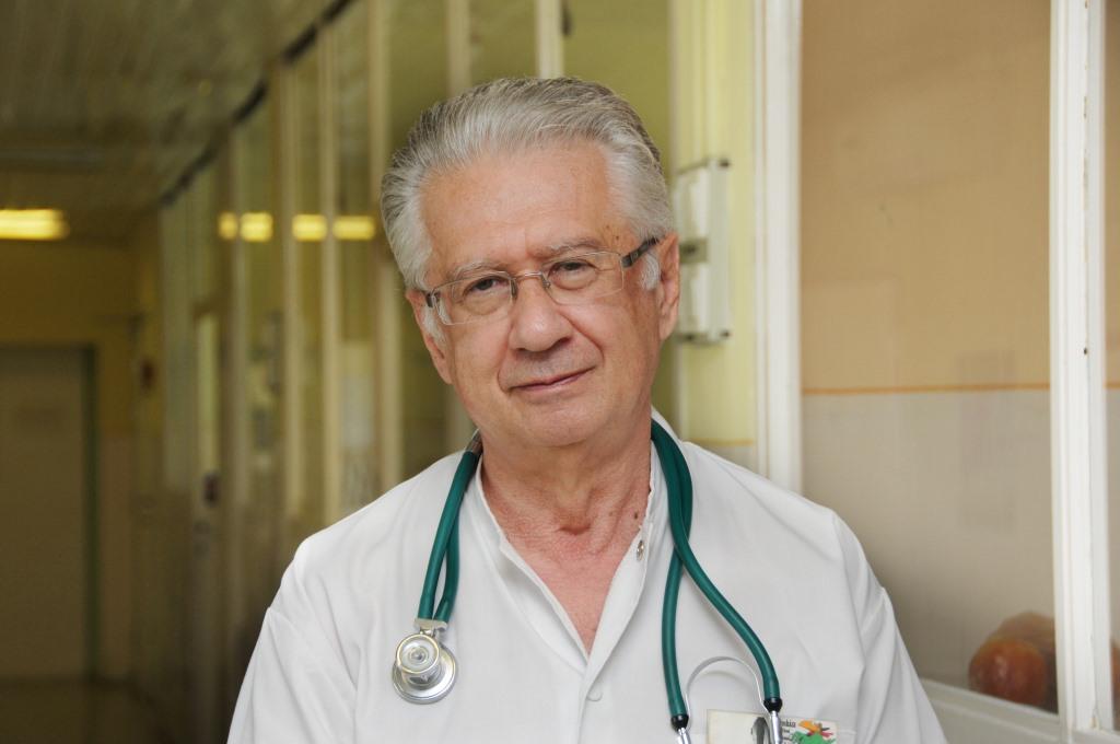 Közel három évtizeden át dolgozott az Orosházi Kórházban