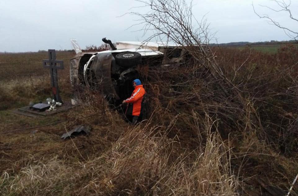 Lesodródott az úttestről egy gépkocsi a 47-es főúton Körösladánynál