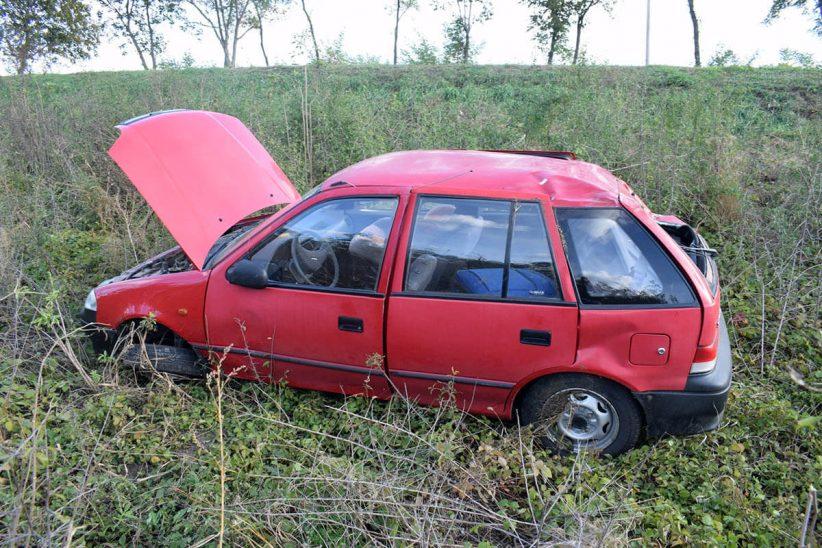 baleset, Békés megye