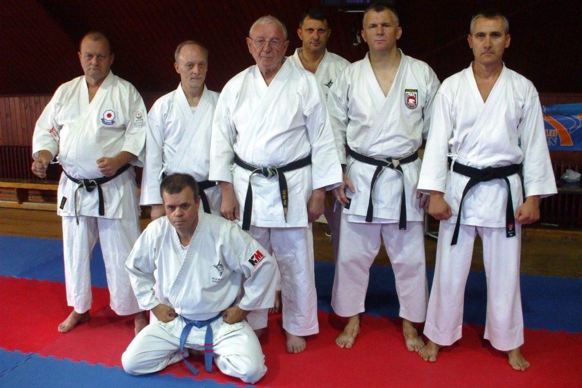 Tanulságos karate szeminárium a csabai testvérvárosban