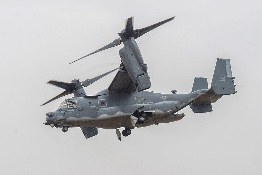 Osprey konvertiplán