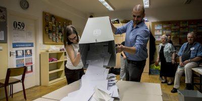 Önkormányzati választás, Békés megye