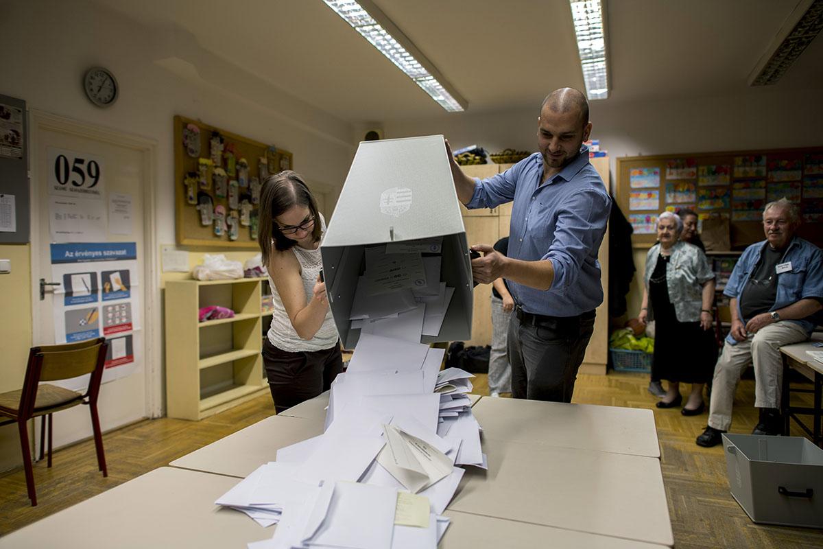 Önkormányzati választás – Élő közvetítésünk véget ért