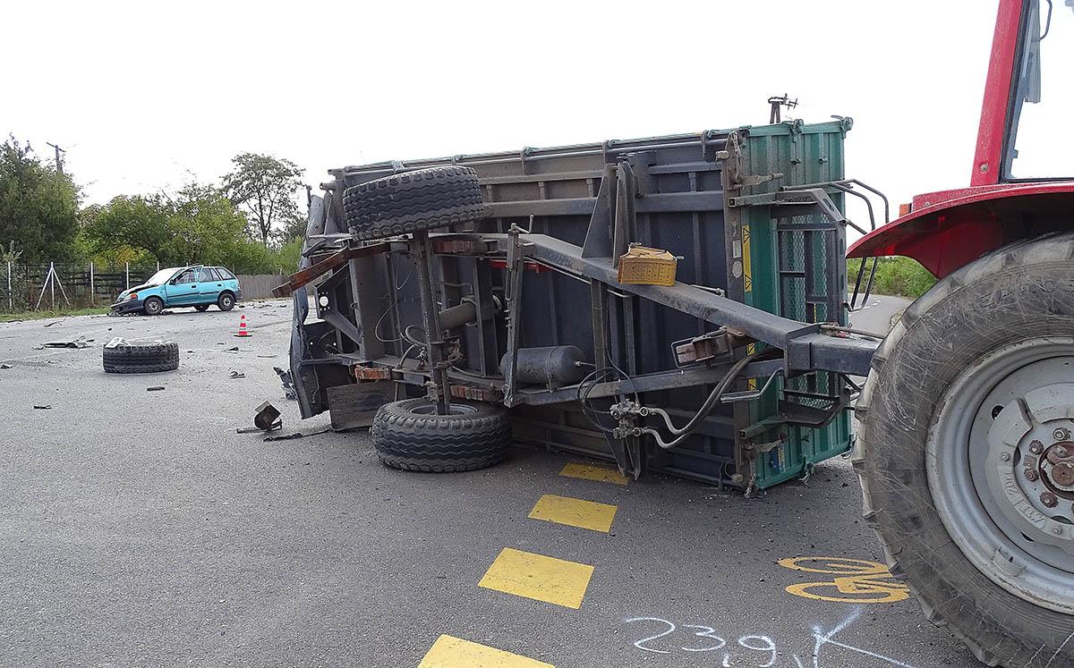 Halálos baleset történt a 47-es számú főúton Székkutas és Orosháza között