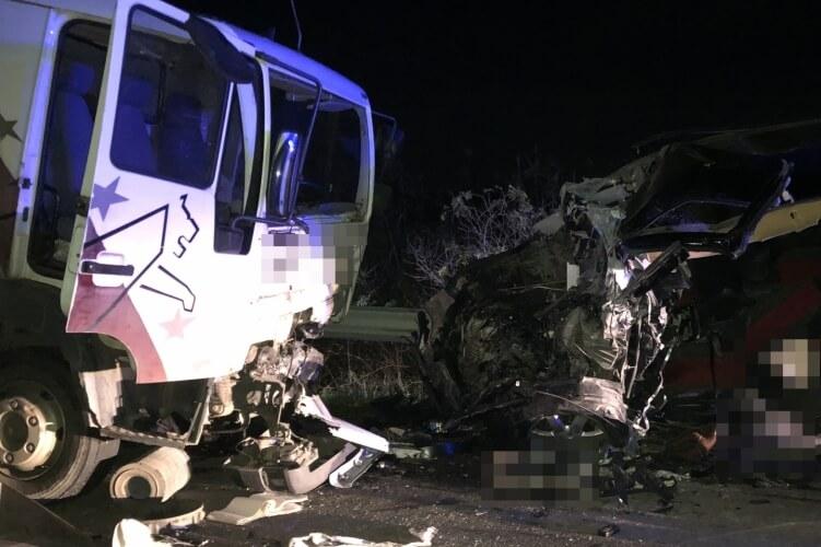 Halálos közlekedési baleset történt Mezőkovácsháza közelében
