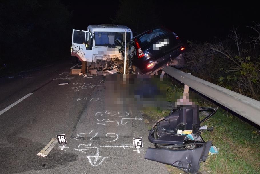 ORFK: hatvanan haltak meg közúti balesetben az elmúlt egy hónapban