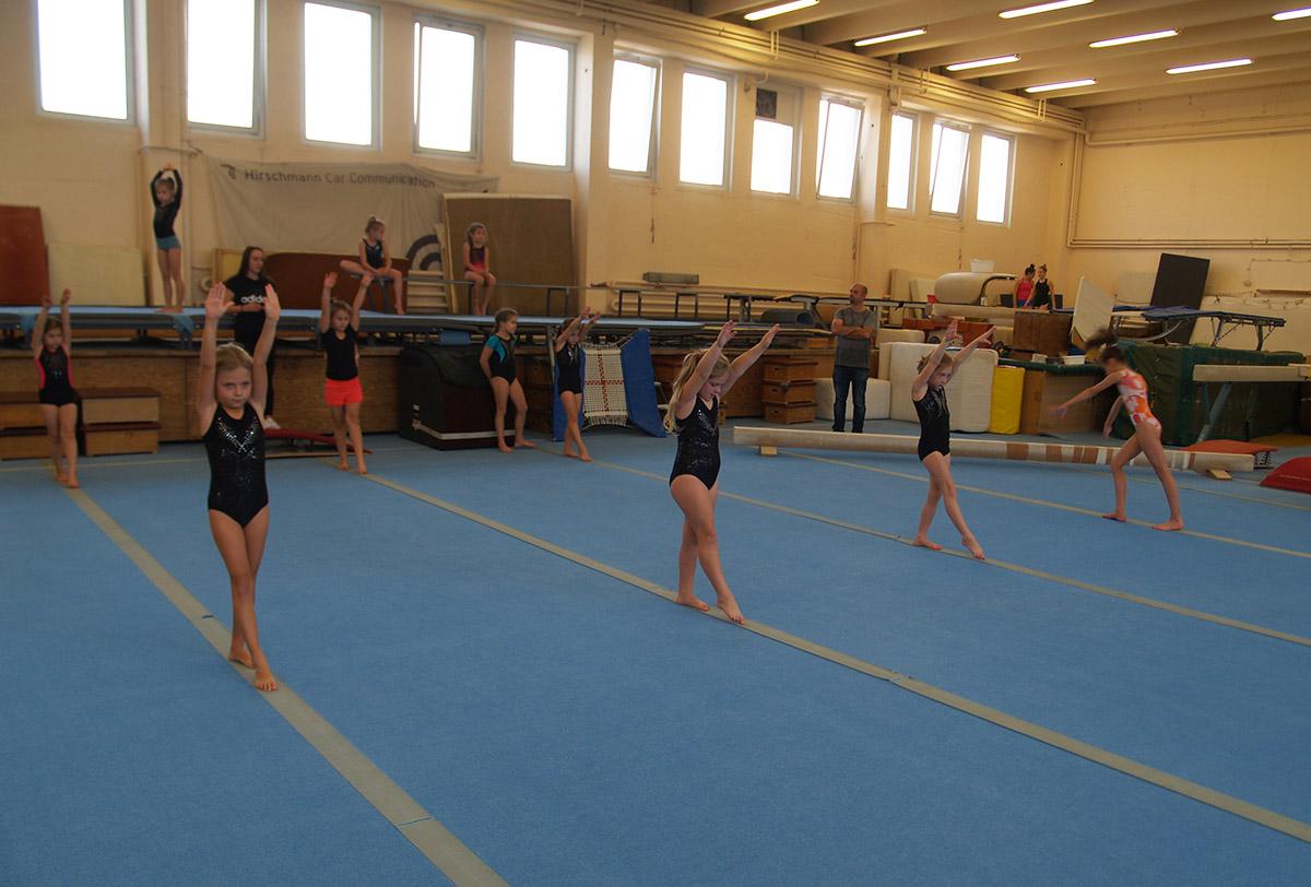 Nyílt tehetségkutató edzést tart a Torna Club Békéscsaba