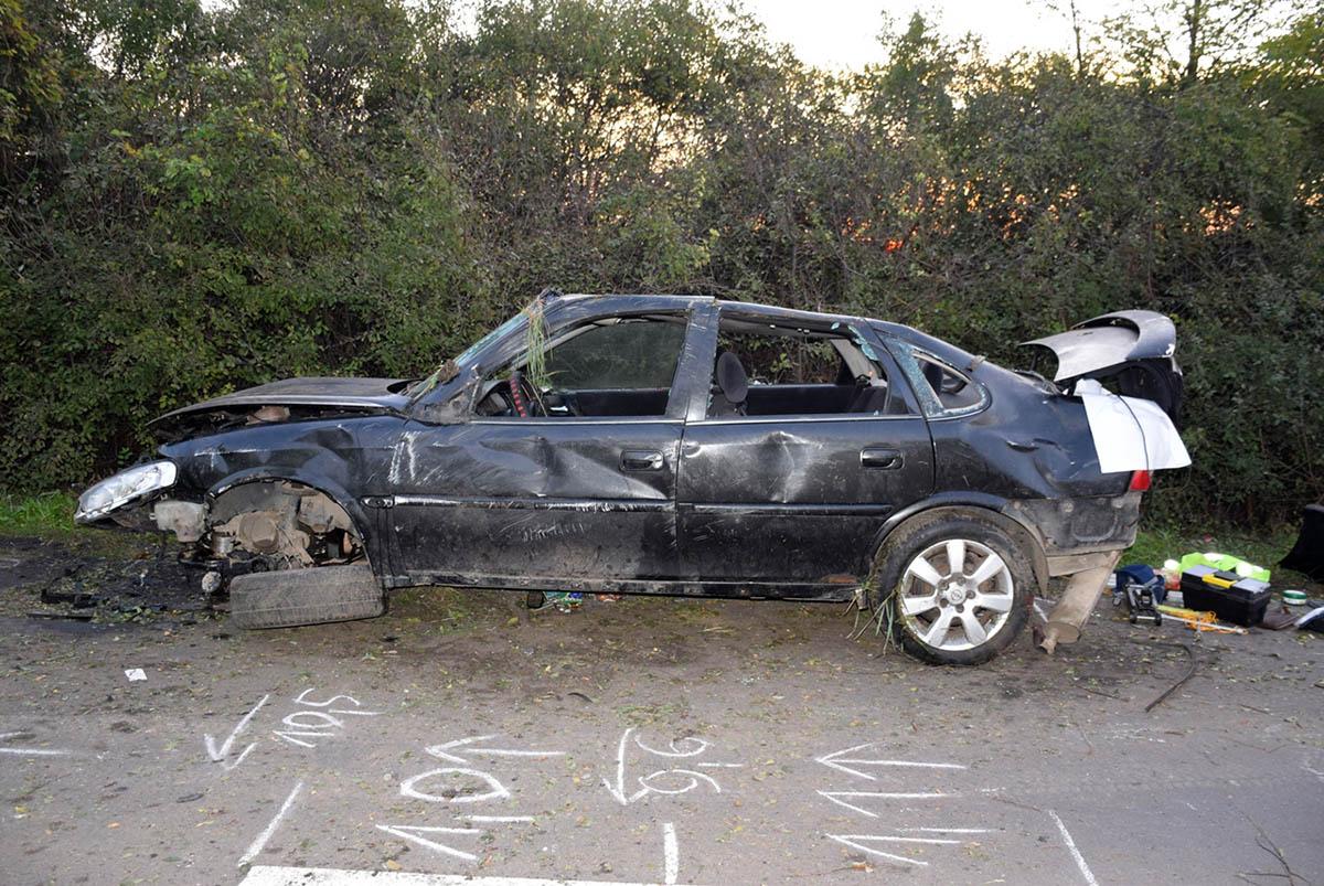 Gyulán és Kétsoprony külterületén történt baleset, hatan sérültek meg