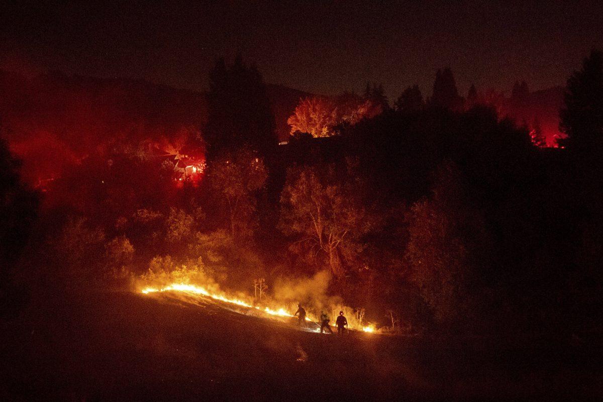 Rendkívüli állapotot hirdetett a kaliforniai kormányzó a tűzvész miatt