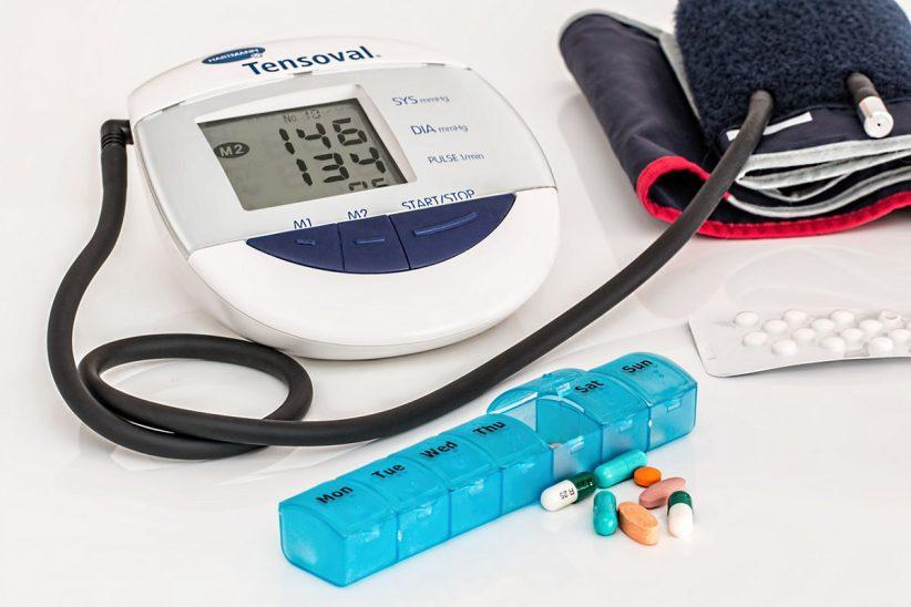vérnyomáscsökkentő