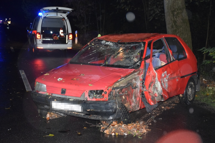 Három balesetnél helyszíneltek tegnap a rendőrök