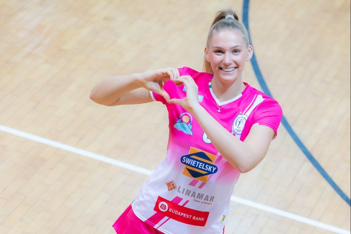 Glemboczki Zóra: Nagy súlya van a kezdőcsapatban szereplésnek