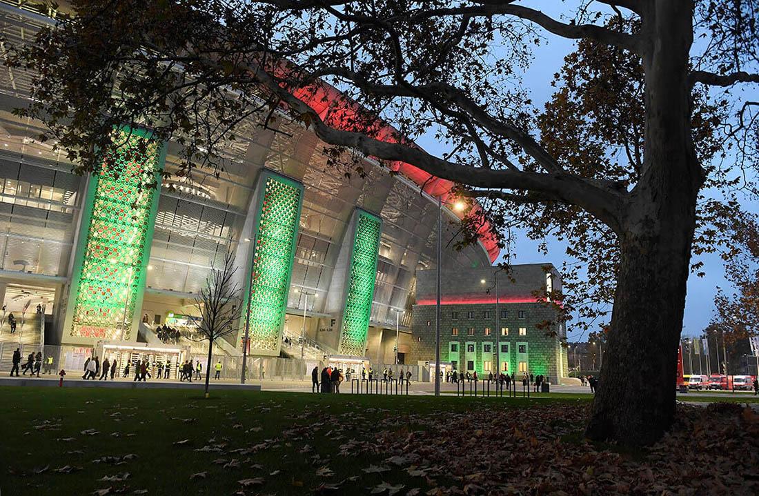 Stadionavató – Hivatalosan is átadták a Puskás Arénát