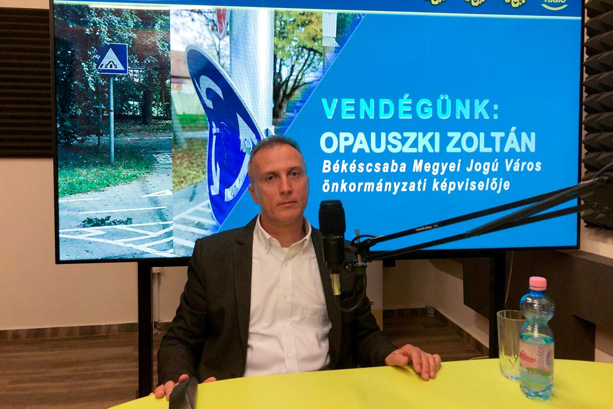 Opauszki Zoltán: Jaminában van még fejlesztési lehetőség