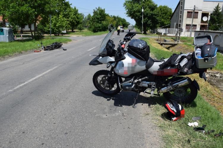 Elsőbbségadás elmulasztása vezetett súlyos balesethez
