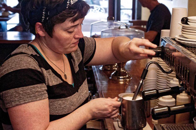 kávézó, borravaló