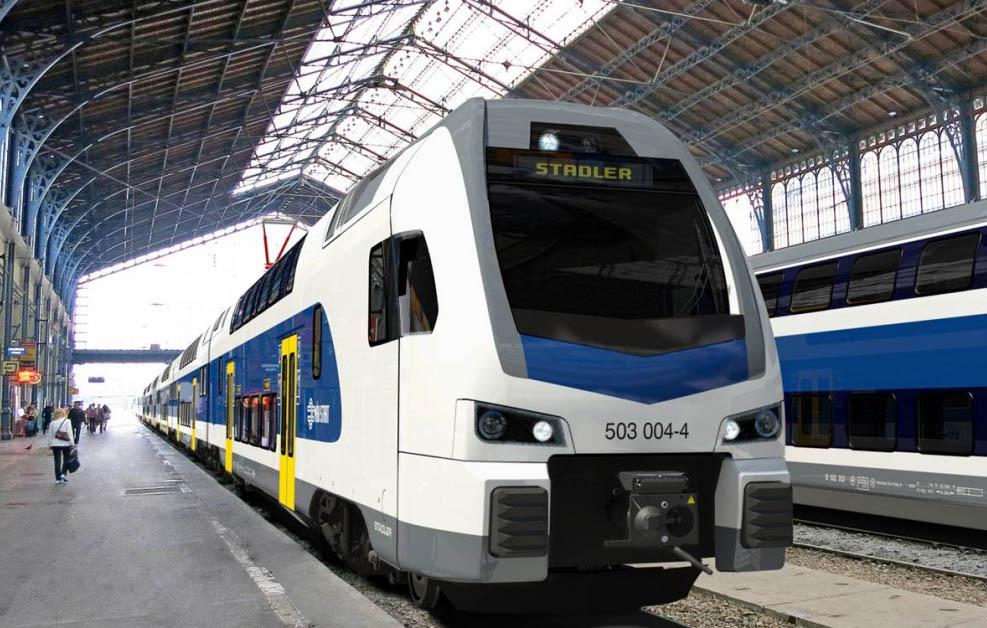 MÁV: 2022-re valamennyi KISS emeletes motorvonat forgalomba áll