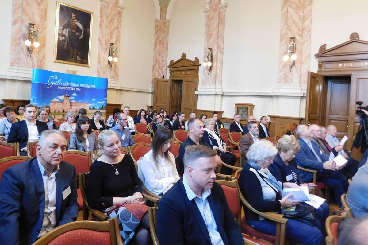 Újabb sikeres orvos-jogász konferencia a Gyulai Törvényszéken