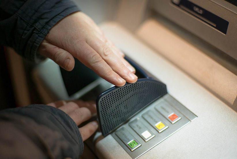 bankfiókok, ATM, automata, készpénz, forint